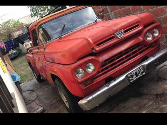 Ford Ford Loba Modelo 60