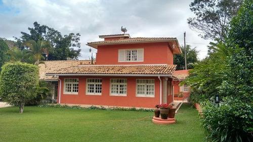 Imagem 1 de 28 de Chácara Residencial À Venda, Cidade Jardim, Bragança Paulista. - Ch0013