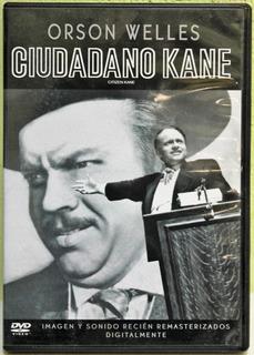 Ciudadano Kane Orson Welles Dvd