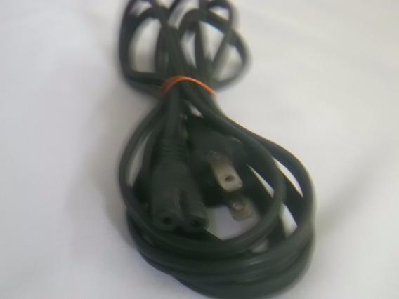 Cable Corriente 2 Pines Cargar Usado Equiprogram