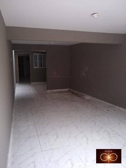 Casa Com 2 Dormitórios Para Alugar, 60 M² Por R$ 1.300/mês - Jardim Germânia - São Paulo/sp - Ca0036