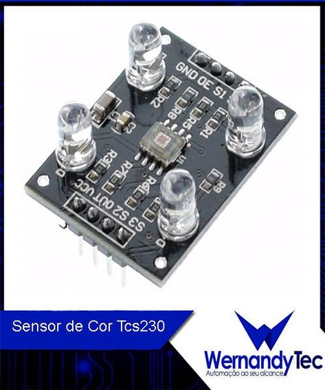 Sensor Cor Cores Rgb Tcs230 Para Arduino