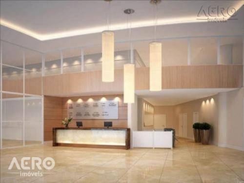 Sala Comercial Para Locação, Vila Santo Antônio, Bauru. - Sa0094
