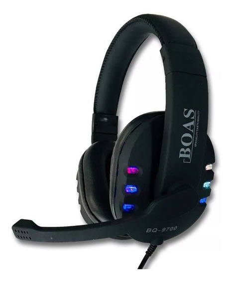 Fone Headset Usb Para Games Ps3