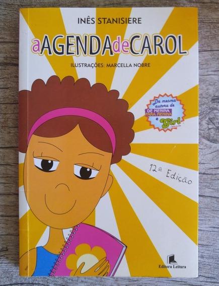 A Agenda De Carol Paradidático