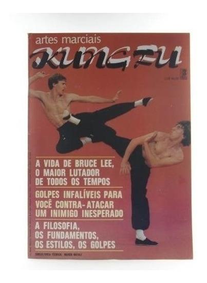 Revista União Nacional De Kung Fu Marco Natali Shaolin