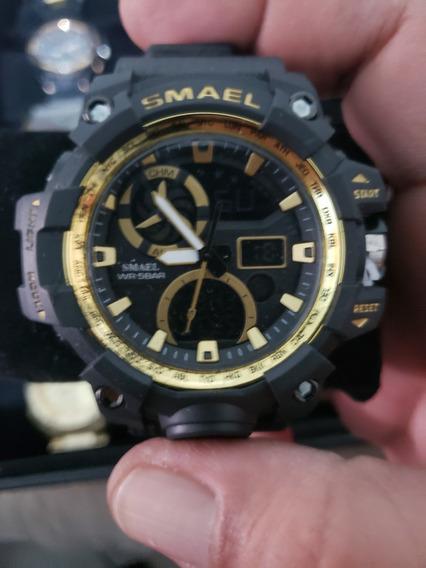Relógio Smael Girus