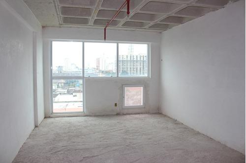 Imagem 1 de 6 de Sala Comercial Para Venda Ou Locação No Ed. Connect - 13203