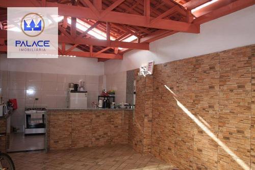 Casa À Venda, 153 M² Por R$ 300.000,00 - Jardim Algodoal - Piracicaba/sp - Ca0352