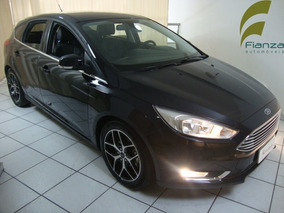 Ford Focus 2.0 Titanium Flex Powershift 4p
