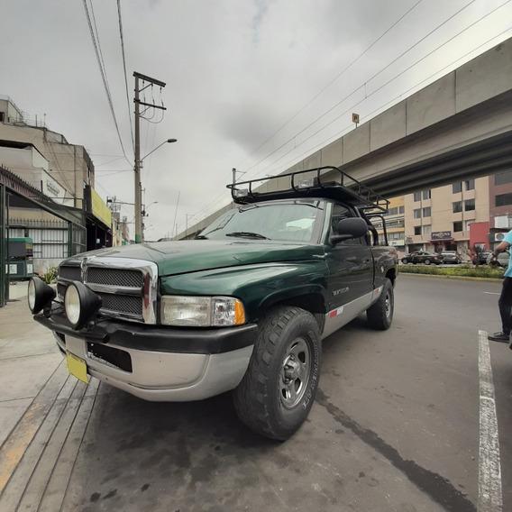 Camioneta Pickup Dodge Ram1500 2001 V6 Mecanico 4x2
