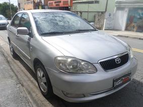 Corolla Sedan Seg 1.8 (aut) 2005
