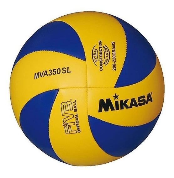 Balón Voleibol Mikasa Mva 350 Sl - School - Textura Suave