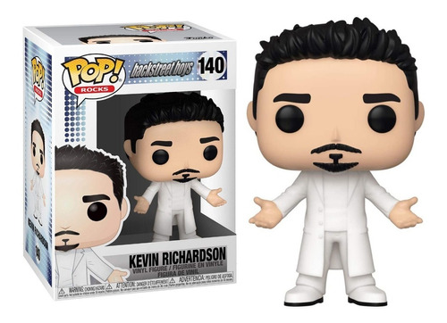 Funko Pop Kevin Richardson #140 Backstreet Boys Regalosleon