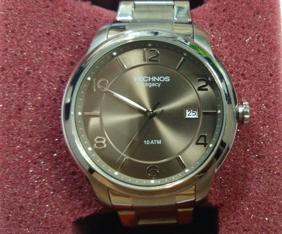 Relógio Technos Masculino Classic Legacy 2315fl - 008