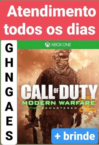 Call Of Duty Modern Warfare 2 Remaster Xbox One