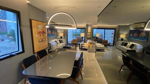 Apartamento À Venda, 108 M² Por R$ 1.300.000,00 - Brooklin - São Paulo/sp - Ap42380