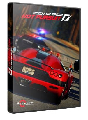 Need For Speed Hot Pursuit - Dvd Pc - Frete 8 Reais