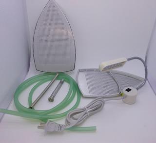 Kit De Repuesto Plancha Industrial + Lámpara Led
