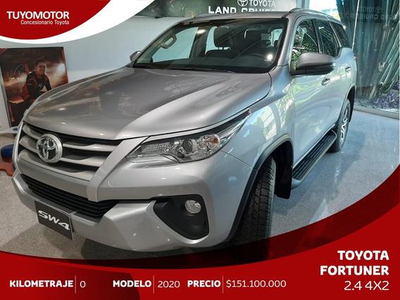 Toyota Fortuner 2020 2.4 4x2 Diesel At