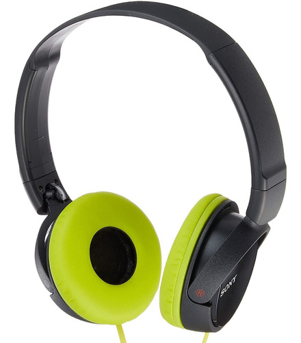 Sony Dynamic Closed-type Auriculares Mdr-zx310-h Verde Lima/