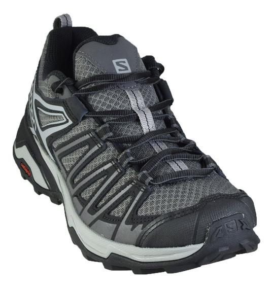 Zapatillas Hombre Salomon X Ultra 3 Trail Running Mag/bl