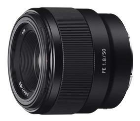 Lente Sony Fe 50mm 1.8 / Sel50f18f / Lente Sony 50mm 1.8