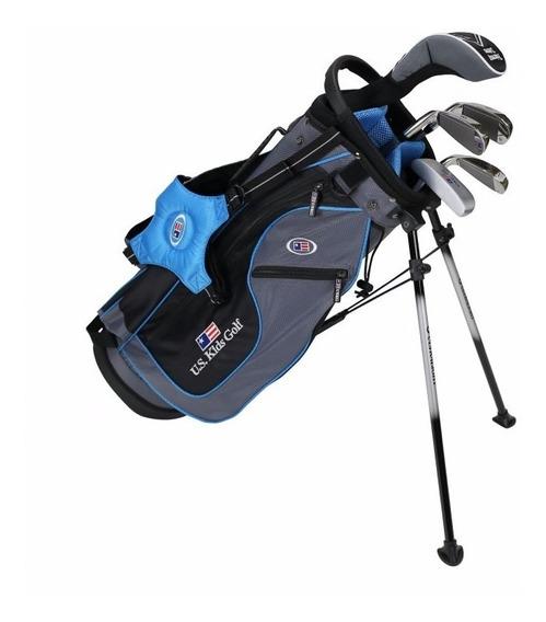 Set Junior Completo Niños Us Kids 48 - Buke Golf