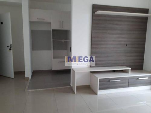 Imagem 1 de 17 de Apartamento Com 2 Dormitórios À Venda, 68 M² Por R$ 420.000 - Jardim Adriana - Indaiatuba/sp - Ap5054