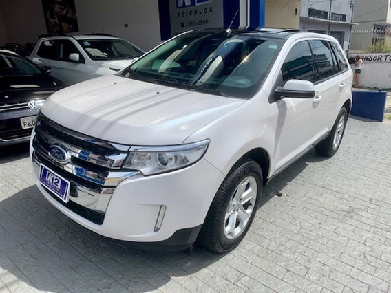 Ford Edge 3.5 Limited Vistaroof Fwd V6 24v Gasolina 4p Autom