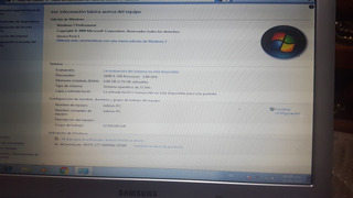 Laptop Samsung Rv415