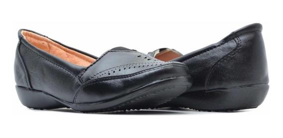 Zapato Confort Dama Comodo Negro | Erez