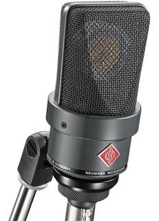 Neumann Berlin Tlm 103 Mt Micrófono Profesional Black Matte