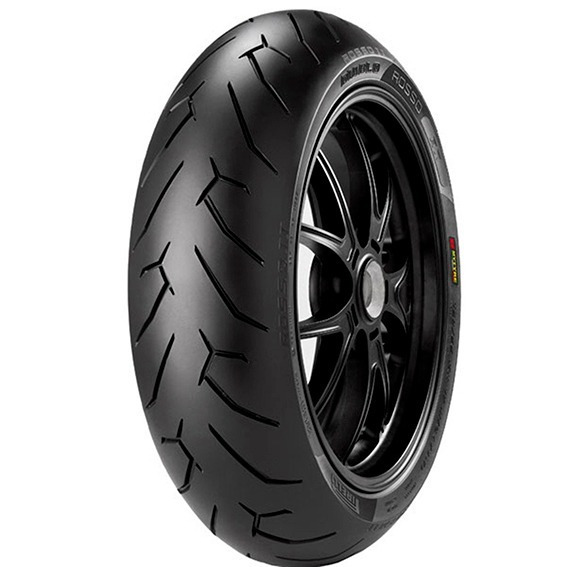 Pneu Pirelli Diablo Rosso 2 180-55-17
