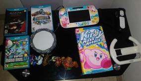 Vendo Nintendo Wii U 450 Soles