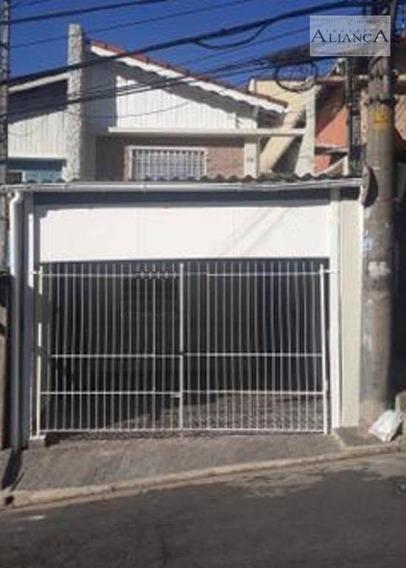 Casa Com 2 Dormitórios À Venda, 75 M² Por R$ 320.000 - Jardim Valdibia - São Bernardo Do Campo/sp - Ca0272