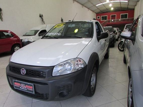 Fiat Strada Working 1.4 Evo Flex, Fut3594