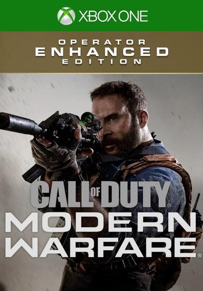 Call Of Duty Mw Operator Enhanced Edition - Xbox One Digital