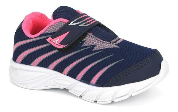 Promoção Tênis Velcro Intantil Menina Zapkids It 071bb