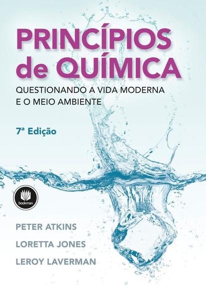 Princípios De Química 7ª Ed. 2018