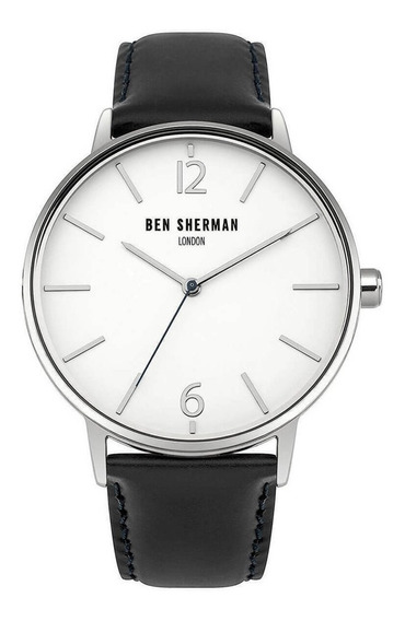 Reloj Ben Sherman Portobello White Interchangeable Strap Wb0