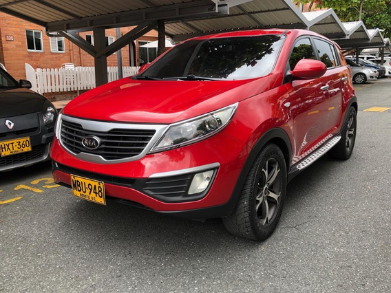 Kia New Sportage Revolution Lx At 2.0l 2013 Excelente Estado