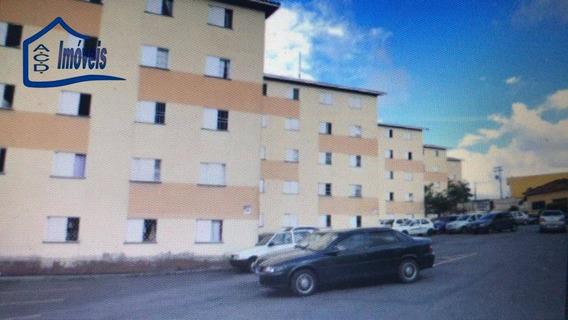 Apartamento Residencial À Venda, Jardim Altos De Itaquá, Itaquaquecetuba. - Ap0065