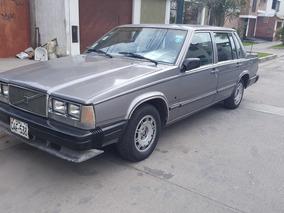 Volvo 740, Económico Y Ha Muy Buen Precio...