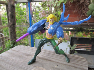 Aquaman - Total Justice - Completo