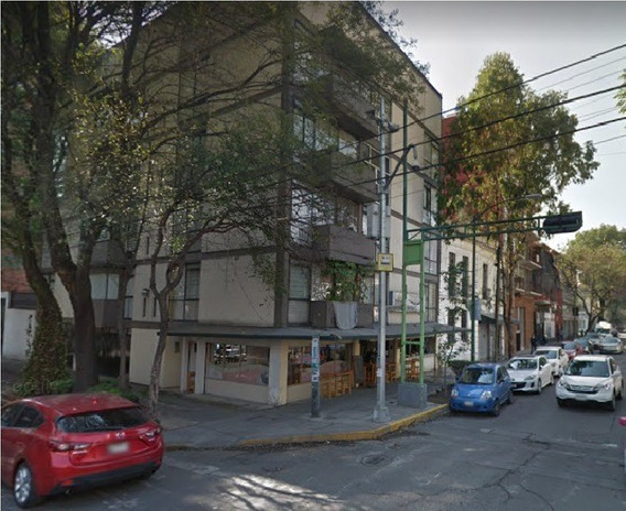 Departamento En Venta Colonia Roma - Calle Queretaro