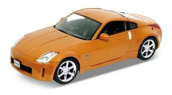Auto Nissanfairlady Z Esc 1:36 Coleccion Metalico