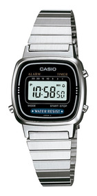 Relógio Casio Feminino La-670wd-1df