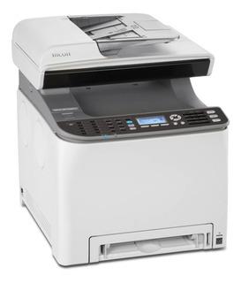 Impresora / Fotoc Multifuncion Laser Color Ricoh Sp C242sf 242 - Usada Similar 252 262