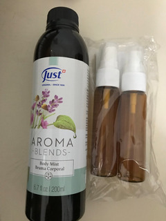 Just - Aroma Blend Bruma Corporal Body Mist Aromaterapia